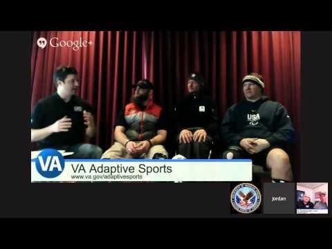 VA Adaptive Sports Hangout