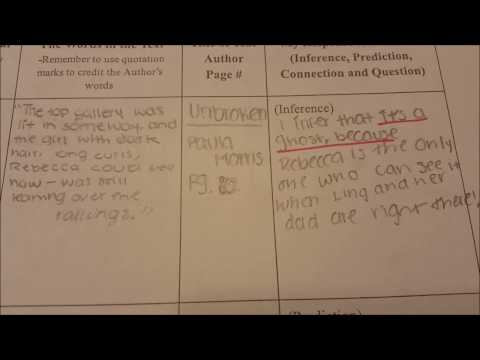 Dialectical Journal Reviews
