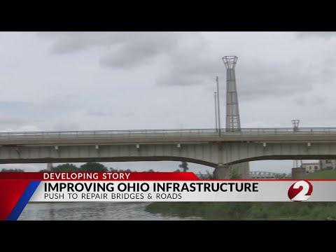 Sen. Brown on improving Ohio's infrastructure