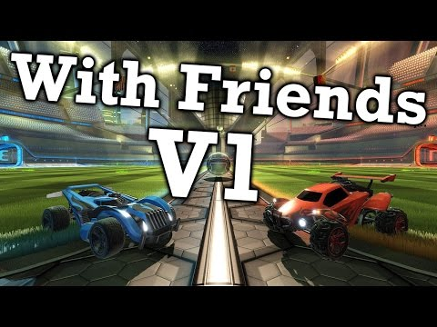 Rocket League With Friends