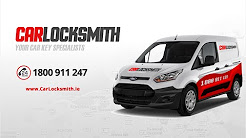 Car Locksmith Dublin - Your Car Key Specialists