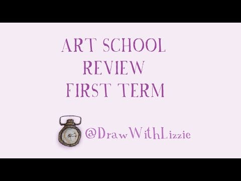 My Art School Review: The First Term at CCAD