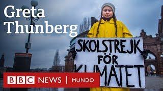 Cómo Greta Thunberg se convirtió en un ícono mundial de la lucha ambiental | BBC Mundo