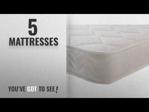 Top 10 Mattresses [2018]: Starlight Beds - Single Mattress. Luxury Single Memory Foam And Spring