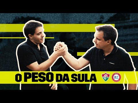Fluminense x Unión La Calera   Rafa e Lucho analisam o confronto da Copa Sul-Americana