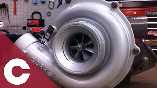 Turbocharger Operation and Benefits Explained