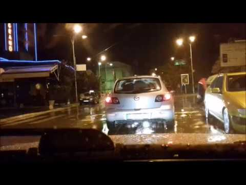 Night Music Driver (Rainy roads)