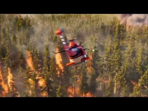 AC/DC -Thunderstruck-(Planes Fire & Rescue)