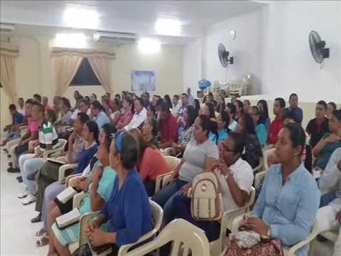 EVANGELISTA JORDAN ROSS EN COLOMBIA.