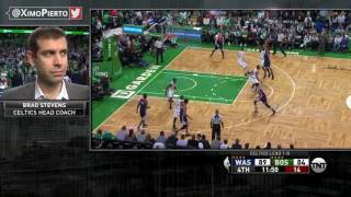 Washington Wizards vs Boston Celtics   Full Game Highlights   Game 2   May 2, 2017   NBA Playoffs