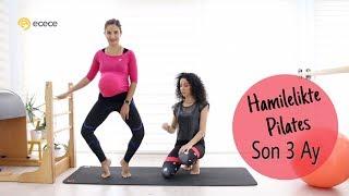 Hamilelikte Pilates I Son 3 Ayda Yapılabilecek Pilates Hareketleri