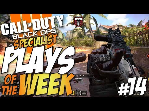 Call of Duty: Black Ops 4 - Plays Of The Week Specialist #14 (BO4 Multiplayer Montage)