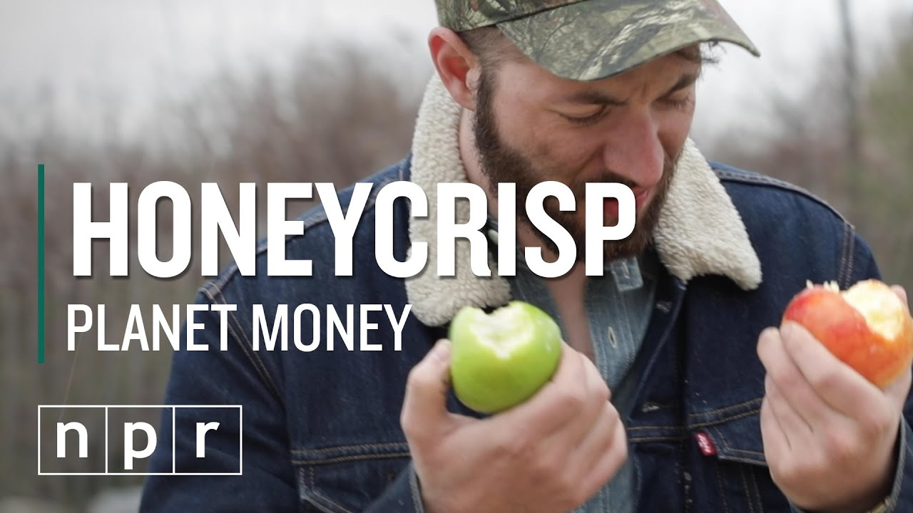 Honeycrisp vs Red Delicious - How We Finally Got Good Apples | Planet Money | NPR - YouTube