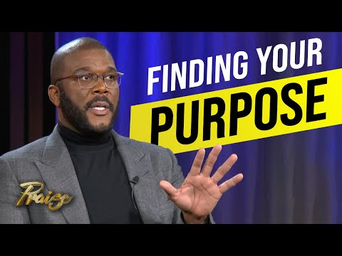 Tyler Perry: See Yourself as God Sees You   Praise on TBN