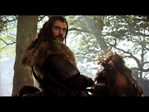 The Hobbit Far Over the misty moutains cold song VO Extended Version