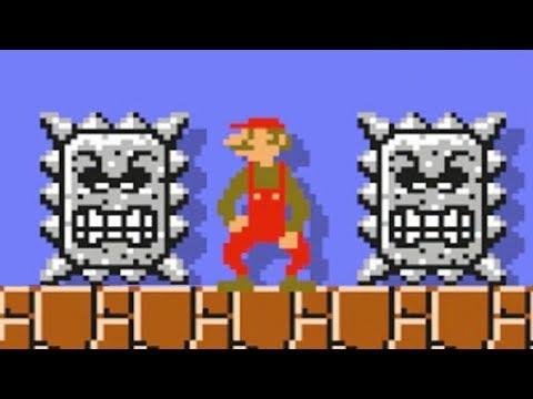Super Mario Maker - 100 Mario Challenge #146 (Expert Difficulty)