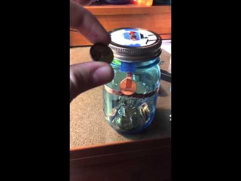 Coin Jar Soft Switch