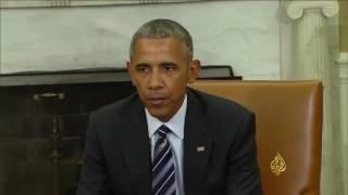 إدارة أوباما تجهض عقوبات على نظام الأسد