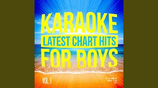 Stand by Me (In the Style of Shayne Ward) (Karaoke Version)