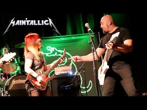 MAINTALLICA & JASSY - Master Of Puppets / Enter Sandman [LIVE @ Alte Piesel Fulda] | Jassy J