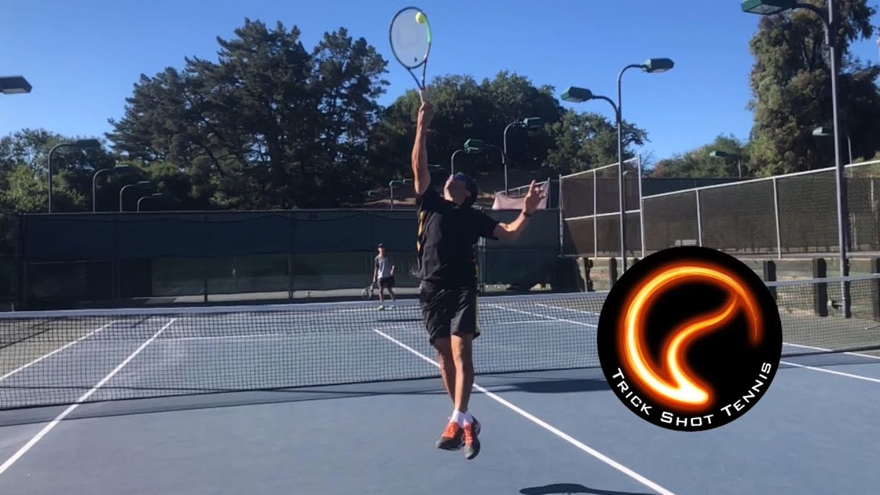 Greatest Tennis Trick Shots 2019 | Trick Shot Tennis
