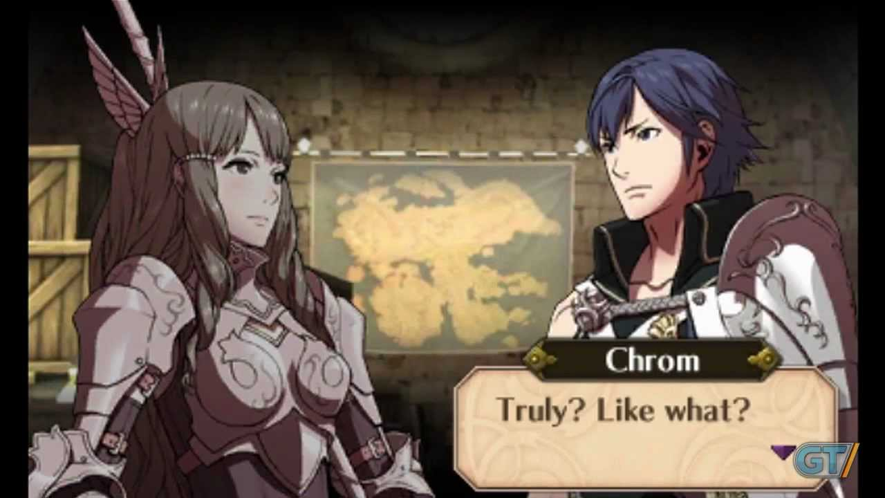 Fire Emblem Awakening Review Youtube
