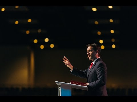 "Ben Sasse: ""What Does Washington Have to Do with Jerusalem?"" [Special Session]"