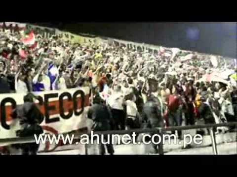 ALIENTO TRIBUNERO DE LA TRINCHERA NORTE EN MATUTE - Liguilla A - 2010 Videos De Viajes