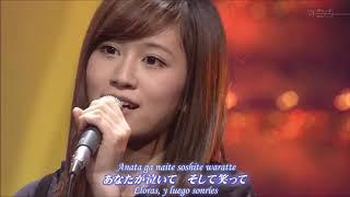 Ai - Hata Motohiro & Maeda Atsuko (Sub español + Romaji)