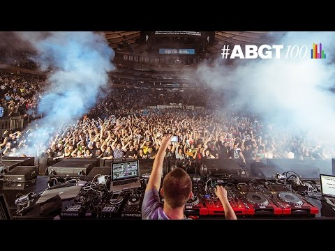 ilan Bluestone Live at Madison Square Garden (Full HD Set) #ABGT100 New York