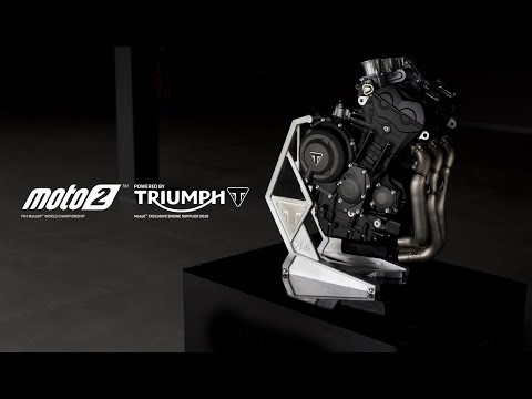 Triumph to Provide Engines For Moto2 From 2019