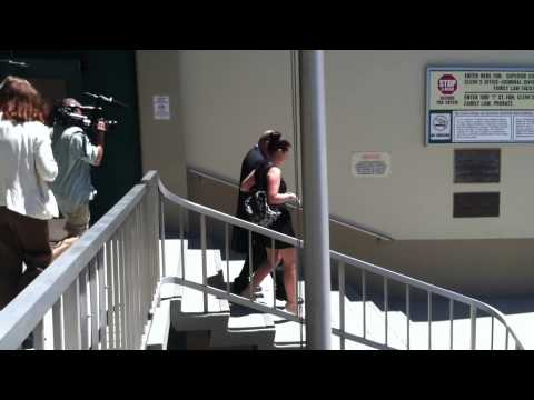James Hooker leaves court after sentencing hearing