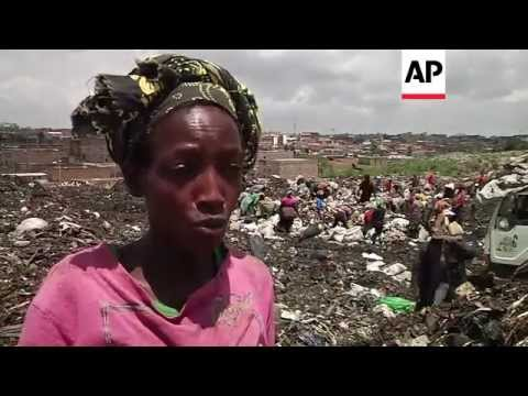 Kenya - The poor who make a living from rubbish | Editor's Pick | 24 Nov 15