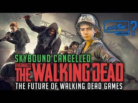 Overkill's The Walking Dead was SO BAD.. Skybound Revoked the IP | High Quality TWD Games Planned? thumbnail