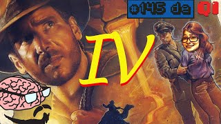 Pas de Bougie Bougie - Indiana Jones & the Fate Of Atlantis #4 #145deQi