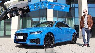Der Audi TT im Test - Neuwagen-Ikone und echter Sportwagen? Review Kaufberatung Fahrbericht