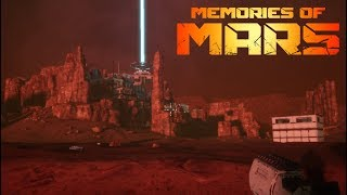 Memories of Mars Gameplay Preview: Raiding, Crafting, Exploration