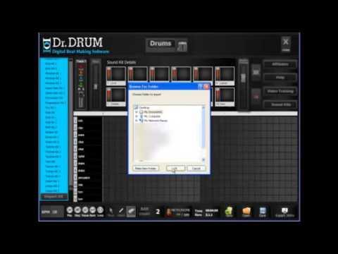 best drum beat maker virtual drummer software for beginners youtube. Black Bedroom Furniture Sets. Home Design Ideas