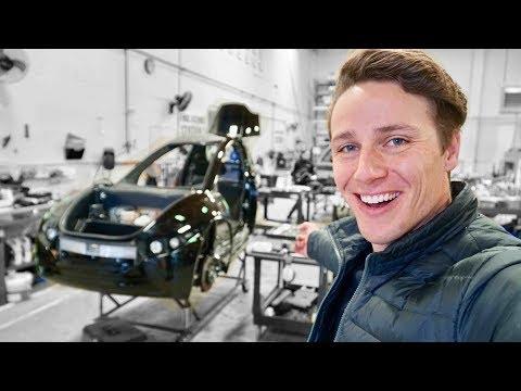 A Canadian Electric Car Factory - Solo EV
