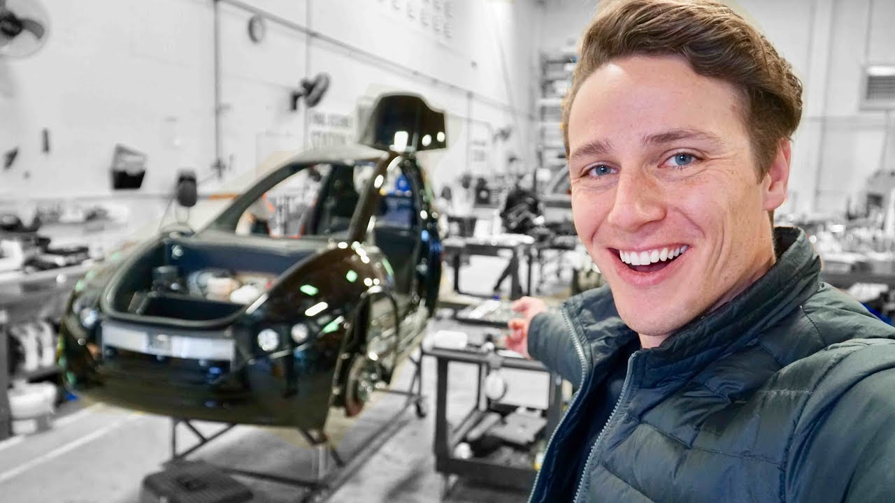 a canadian electric car factory - solo ev - youtube
