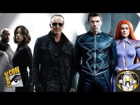 Marvel's Inhumans CONNECTION to Agents of SHIELD EXPLAINED!