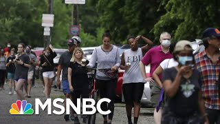 Georgia Elections Show 'The Voter Suppression Machinery Is Working As Designed' | MSNBC