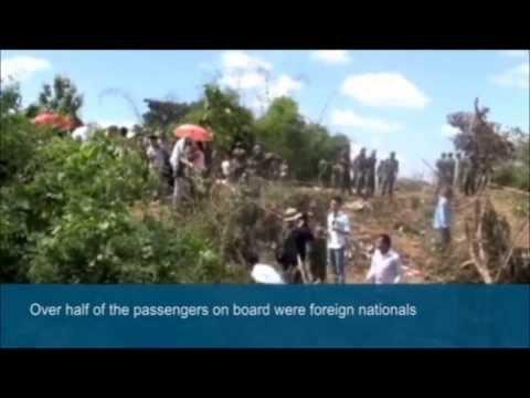 Laos Air Crash