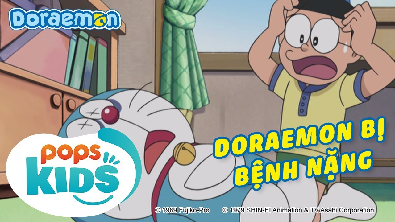 [S6] Doraemon Tập 271 – Hãy Cẩn Thận Khi Mua Đồ Ở Tương Lai, Doraemon Bị Bệnh Nặng