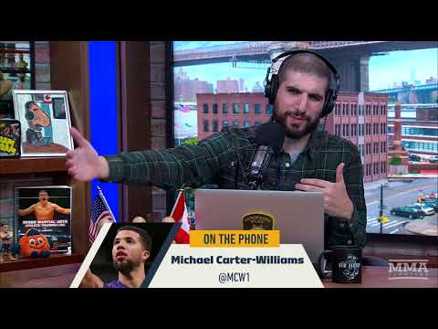 Charlotte Hornets' Michael Carter-Williams Talks UFC 217, Fighters' Union in MMA, and More
