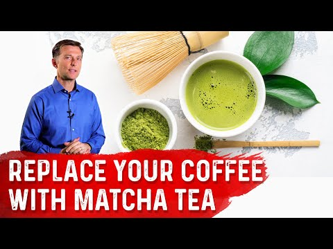 Replace Your Coffee with Matcha Tea