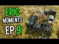 PUBG: Epic & Lucky Moments Ep. 9