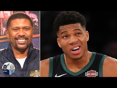 Hezonja stepping over the Greek Freak 'disrespectful' – Jalen Rose | Jalen & Jacoby