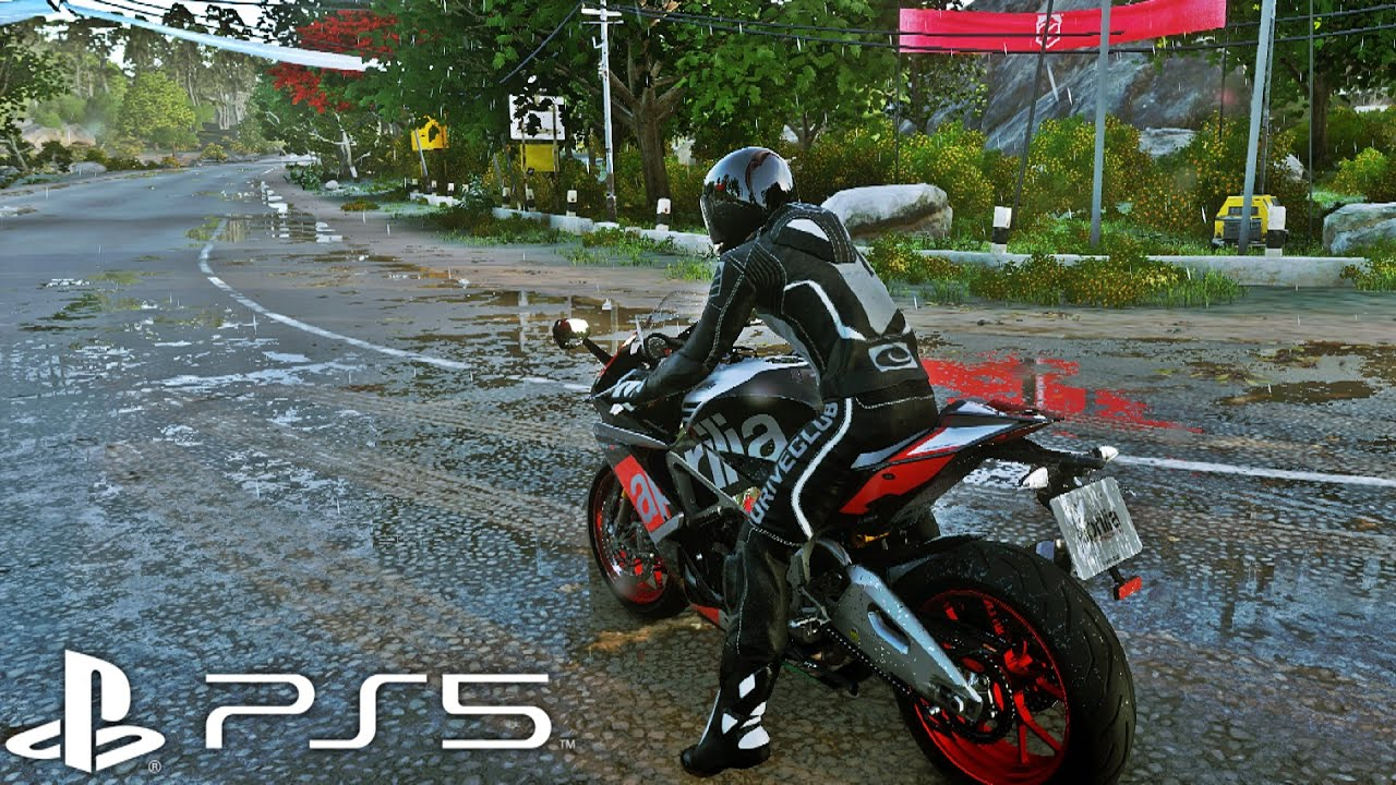 Driveclub Bikes -  PS5™ Gameplay [4K HDR]