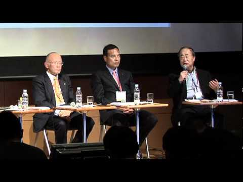 """03 PART2 4 Panel Discussion: """"Japan on the Global Stage"""""""